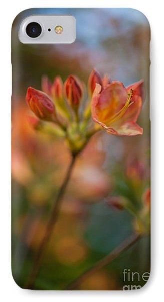 Proud Orange Blossoms Phone Case by Mike Reid