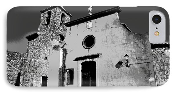 Provencal Church  IPhone Case