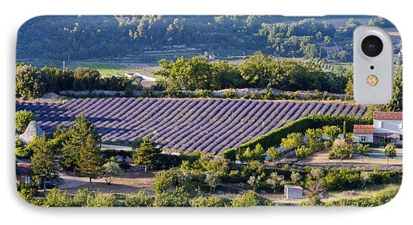 Provence Farmland Phone Case by Bob Phillips