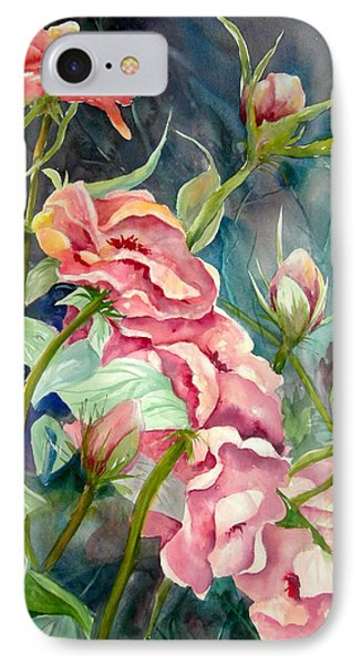 Provence Roses IPhone Case