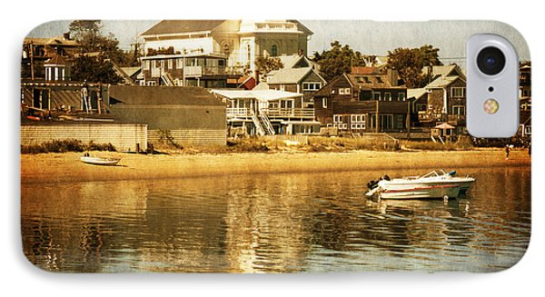 Provincetown From The Warf IPhone Case