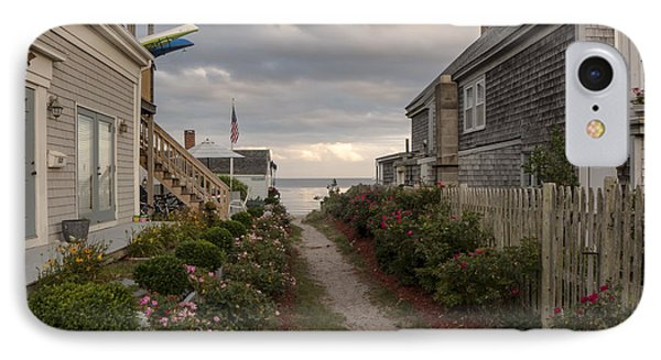 Provincetown Alley IPhone Case