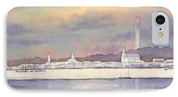 Provincetown Evening Lights IPhone Case