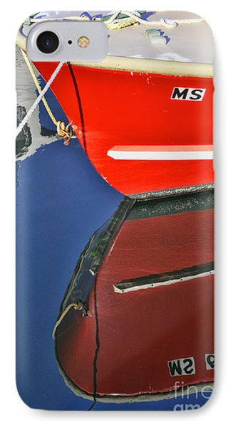 Provincetown Harbor Reflection Phone Case by Allen Beatty