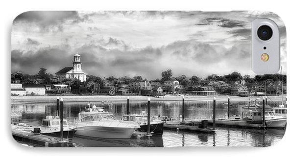 Provincetown Harbour View II IPhone Case by Jack Torcello