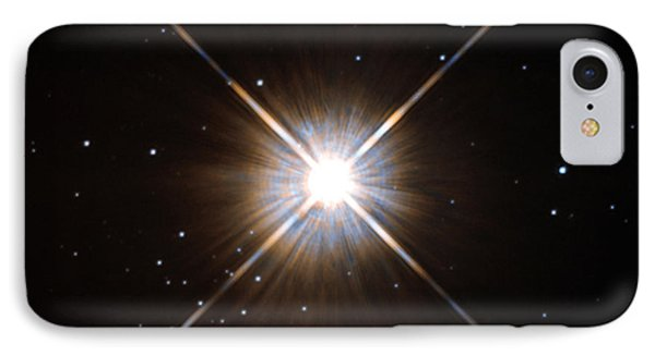 Proxima Centauri Phone Case by Science Source