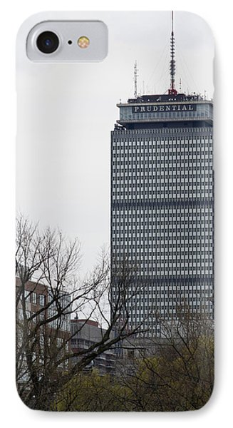 Prudential Tower IPhone Case