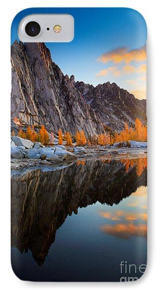 Prusik Reflection Phone Case by Inge Johnsson