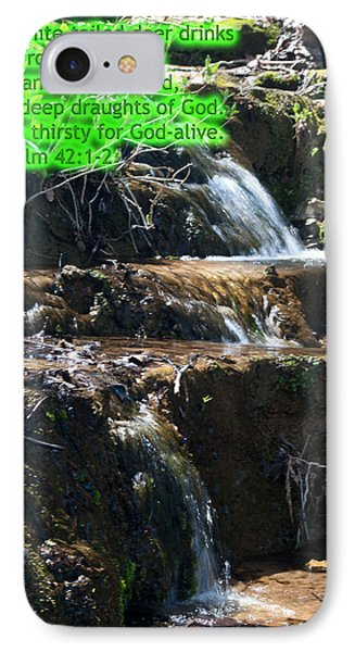Psalm 42 IPhone Case