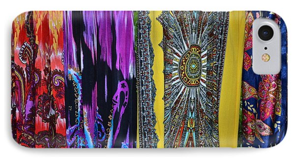 Psychedelic Dresses Phone Case by Frozen in Time Fine Art Photography