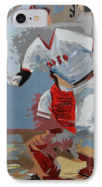 Pudge  Carlton Fisk IPhone Case