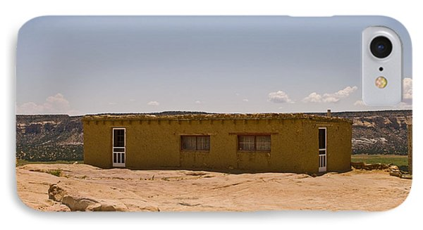 Pueblo Home IPhone Case by James Gay