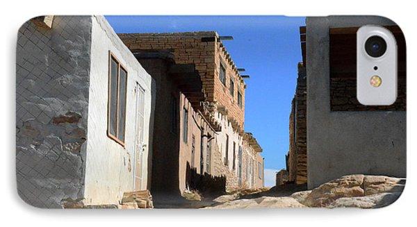 IPhone Case featuring the photograph Pueblo Pathway by Debby Pueschel