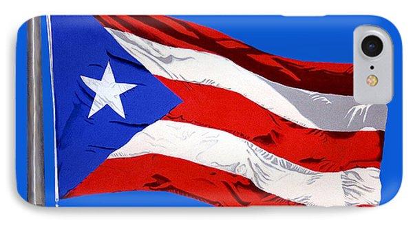 Puerto Rican Flag IPhone Case