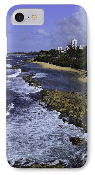 Puerto Rico Coastline IPhone Case