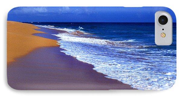 Puerto Rico Seascape Phone Case by Thomas R Fletcher