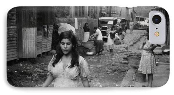 Puerto Rico Slum, 1942 Phone Case by Granger