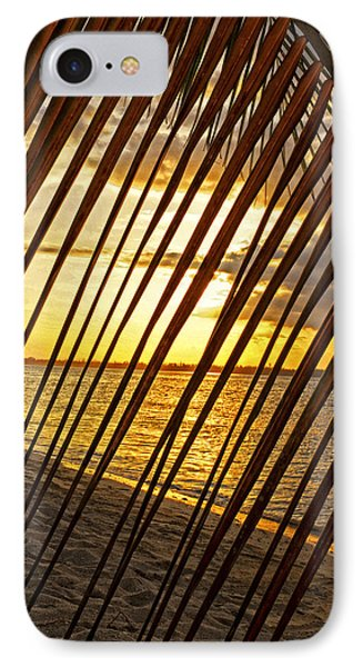 Puerto Rico Sunset 2 Phone Case by Stephen Anderson