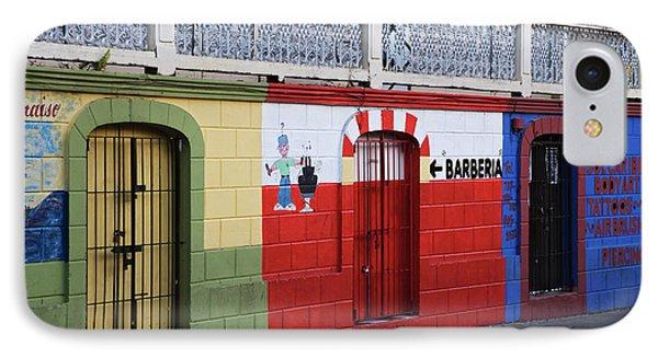 Puerto Rico, Vieques, Isabela Segunda IPhone Case by Jaynes Gallery