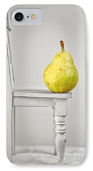 Pull Up A Chair IPhone Case by Edward Fielding