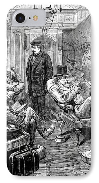 Pullman Car, 1876 Phone Case by Granger