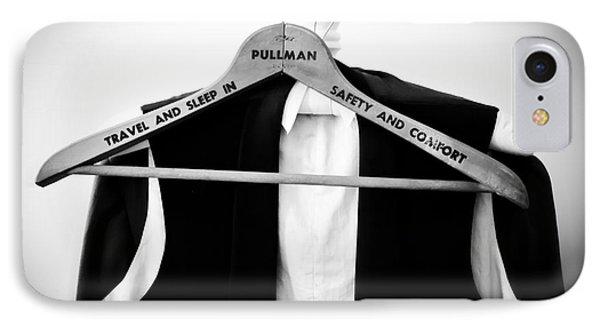 Pullman Tuxedo Phone Case by Edward Fielding