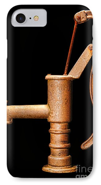 Pump IPhone Case by Olivier Le Queinec