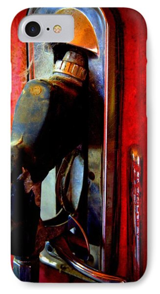Pump Up The Vintage Phone Case by Karen Wiles