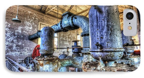 Pumping Station I IPhone Case