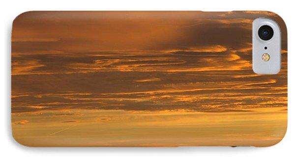 Pumpkin Buttes At Sunrise IPhone Case