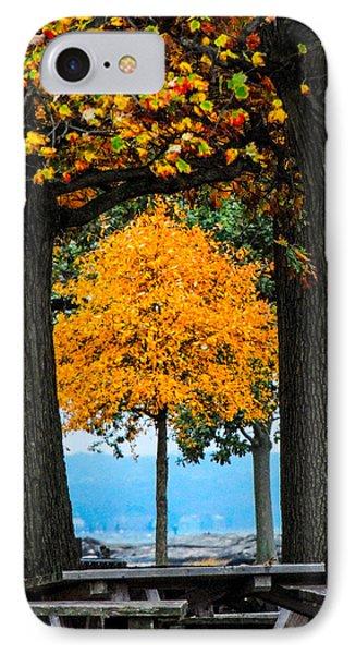 IPhone Case featuring the photograph Pumpkin Head by Glenn Feron