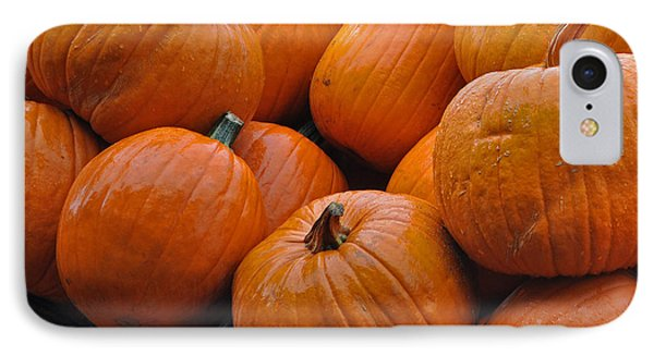 IPhone Case featuring the photograph Pumpkin Pile by Tikvah's Hope