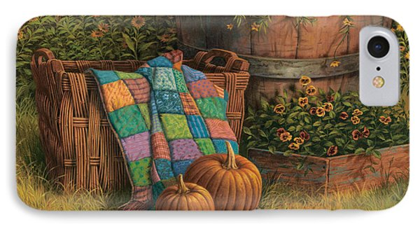 Pumpkins And Patches IPhone Case