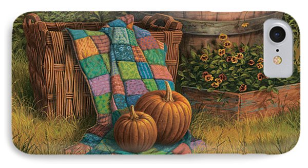 Pumpkins And Patches IPhone 7 Case
