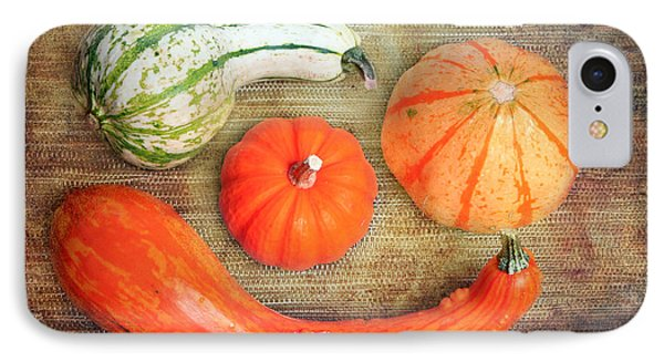 Pumpkins Phone Case by Angela Bruno