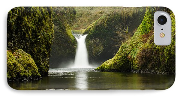 Punch Bowl Falls Phone Case by Jesse Wright