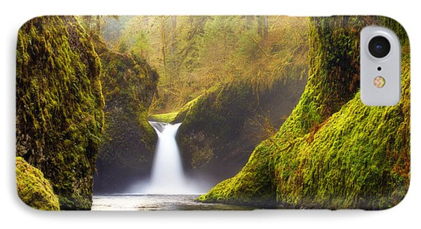 Punchbowl Pano IPhone Case by Darren  White