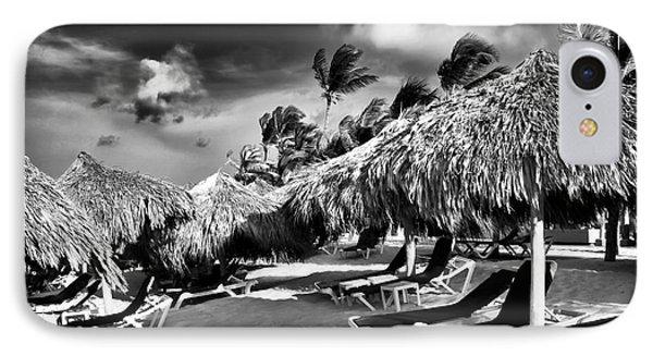 Punta Cana Choices Phone Case by John Rizzuto