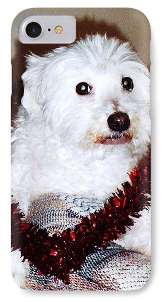 Puppy Love Valentine Phone Case by Eddie Eastwood