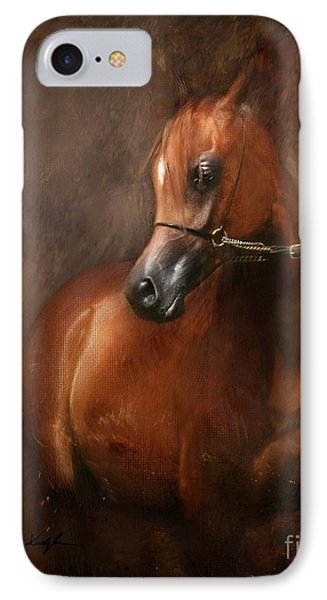 IPhone Case featuring the digital art Pure Breed by Dorota Kudyba