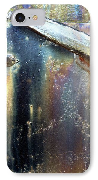 IPhone Case featuring the photograph Pure Patina by Newel Hunter