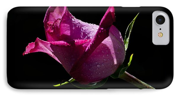 IPhone Case featuring the photograph Pure Pink by Doug Norkum