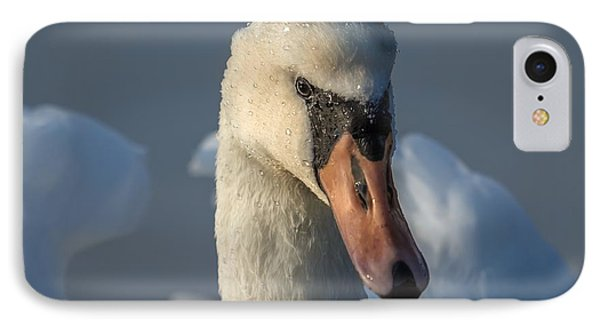 IPhone Case featuring the photograph Purity In The Eyes by Rose-Maries Pictures