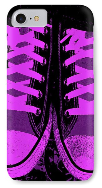 Purpink Phone Case by Ed Smith