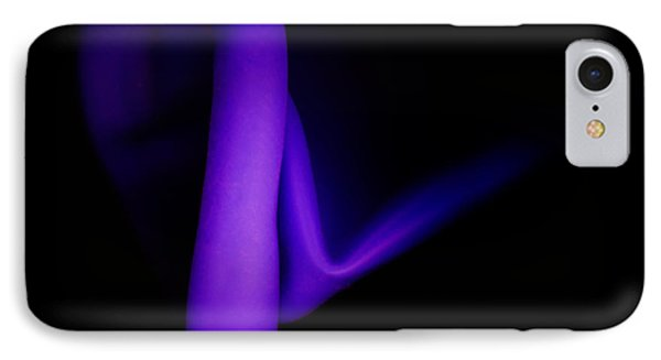 Purple - 4 Of 5 IPhone Case by Julian Cook