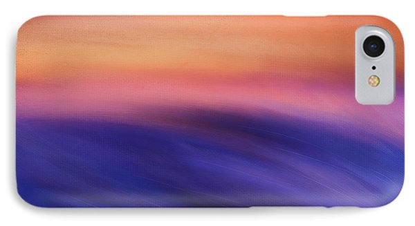 Purple Beauty IPhone Case by Lourry Legarde