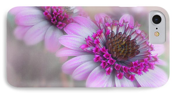Purple Blooms Phone Case by David and Carol Kelly