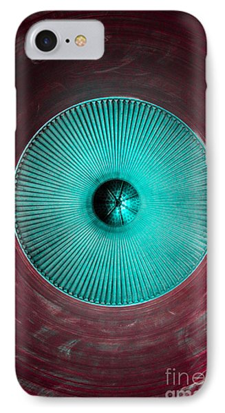 Purple Chamber Phone Case by Dan Julien