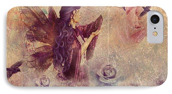 Purple Fairy IPhone Case