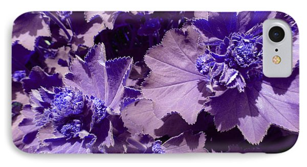 IPhone Case featuring the photograph Purple Flowers by Laurie Tsemak